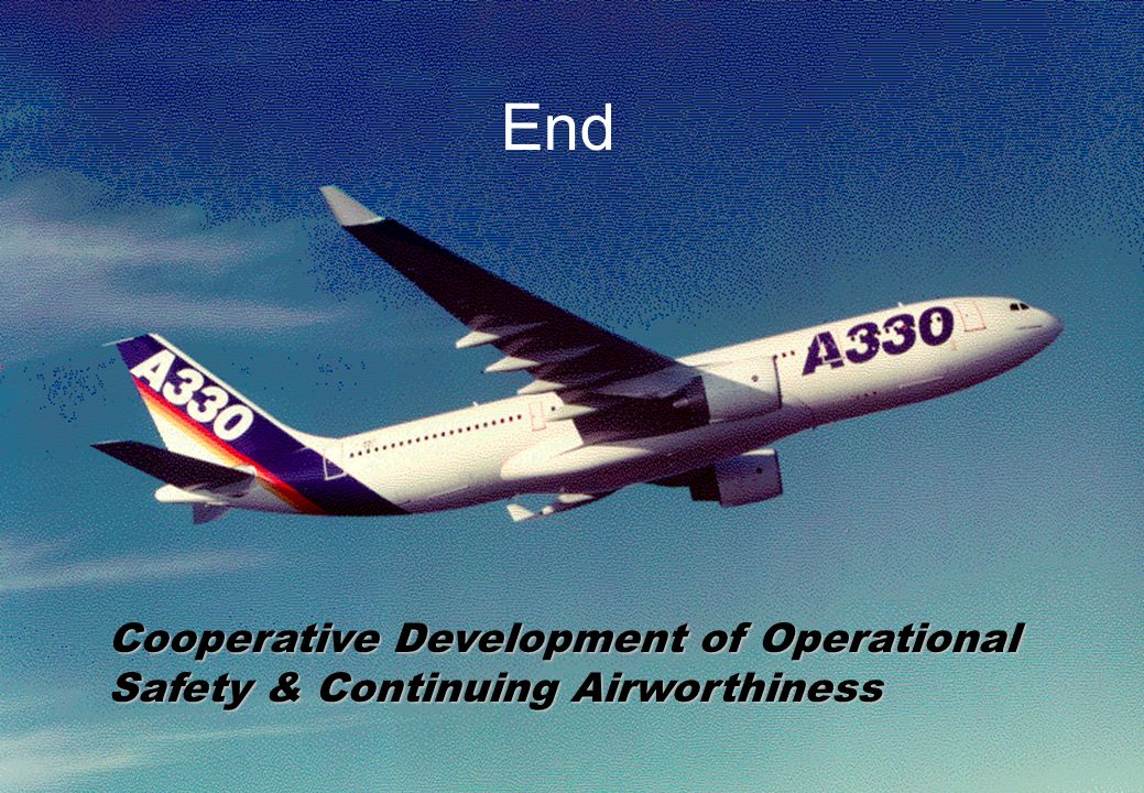 End Cooperative Development of Operational