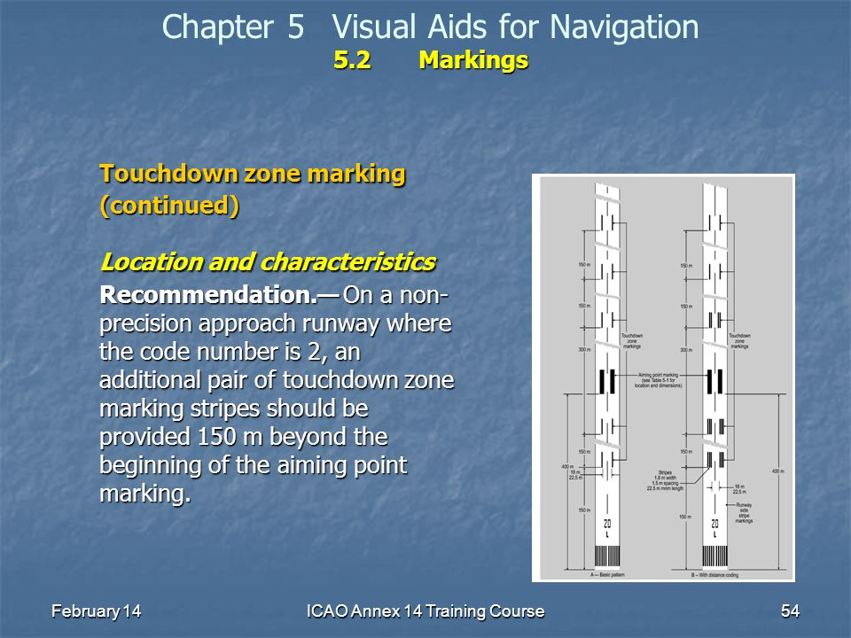 Chapter 5 Visual Aids for Navigation 5.2 Markings