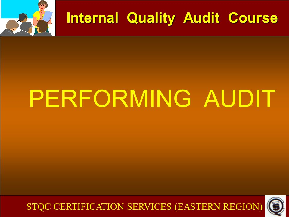 Internal Quality Audit Course
