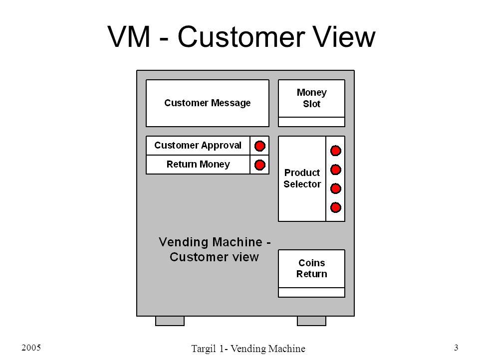 Targil 1 vending machine ppt video online download targil 1 vending machine ccuart Images