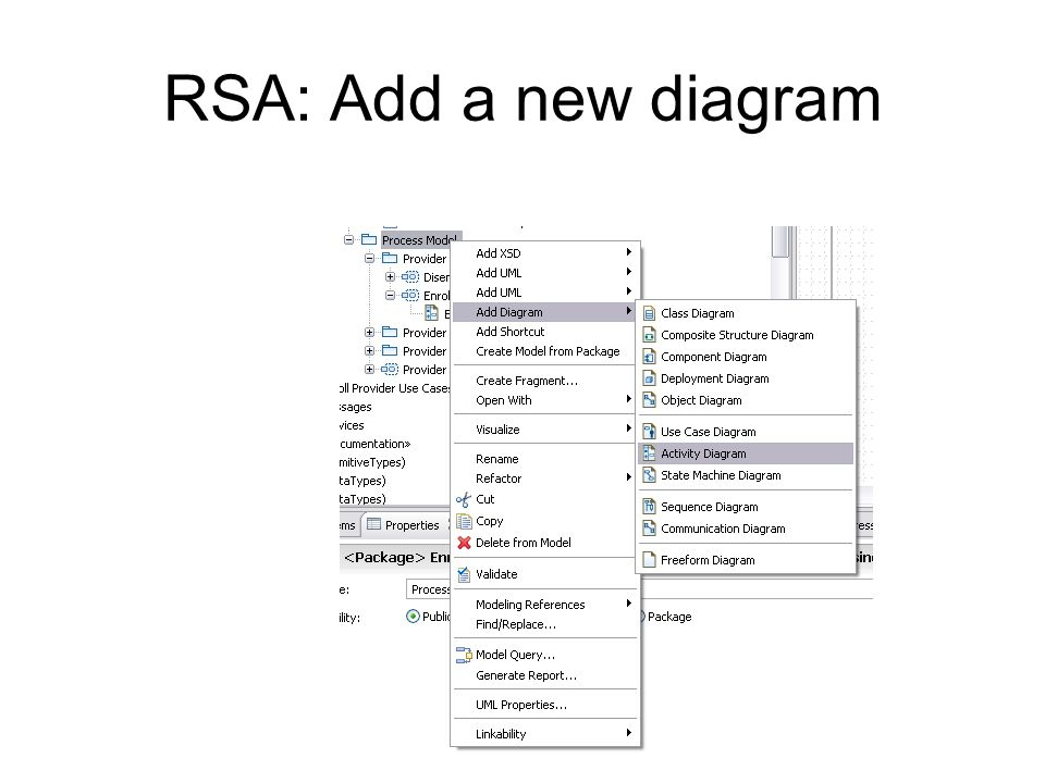 RSA%3A+Add+a+new+diagram day 2 hands on uml using uml to put mita to work to solve the