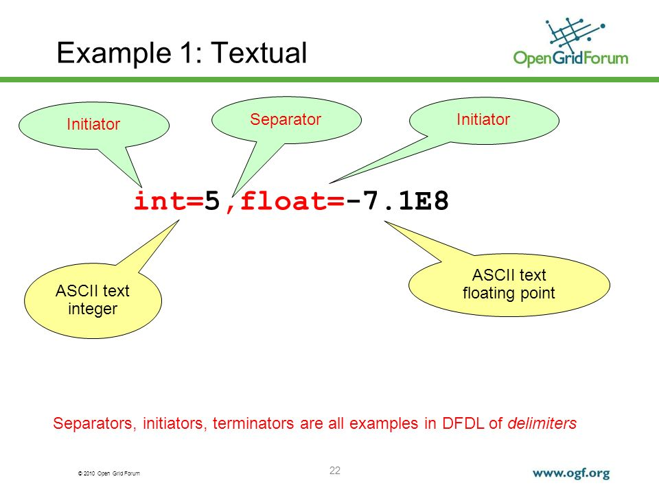 Data Format Description Language (DFDL) - ppt download