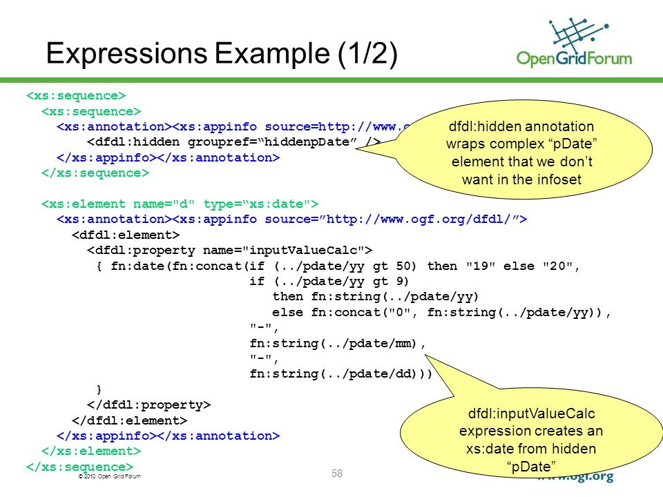 Expressions Example (1/2)