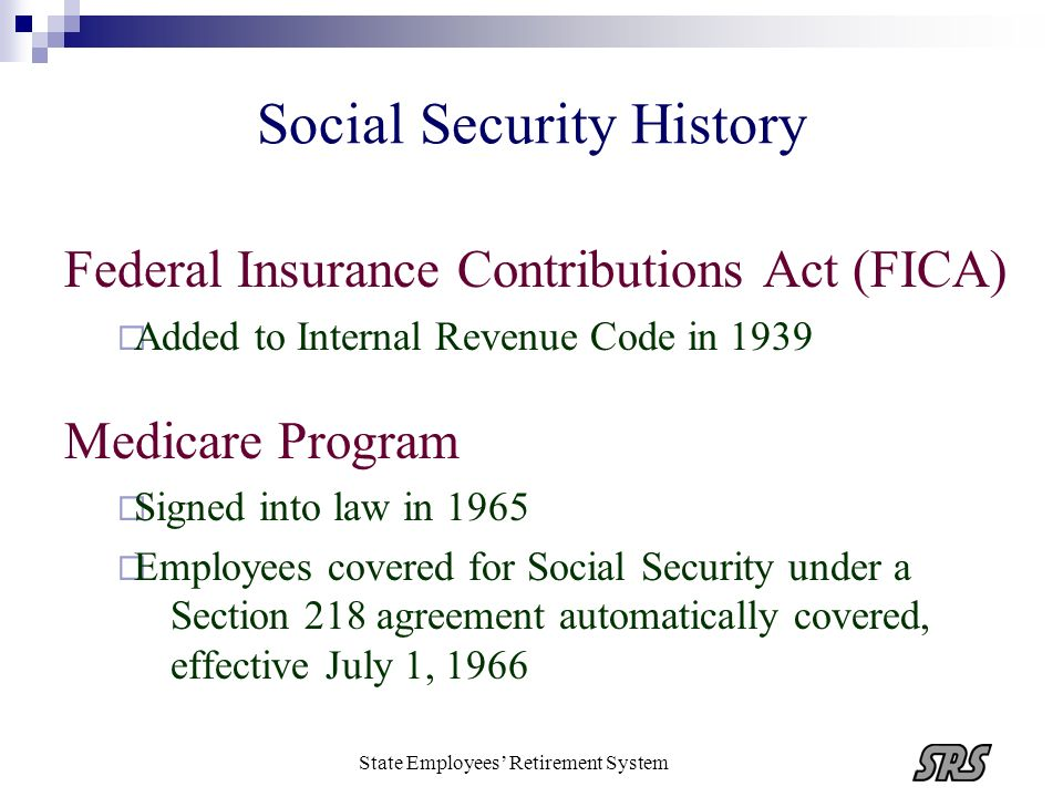 Update On Social Security Coverage For Public Employees Ppt Video