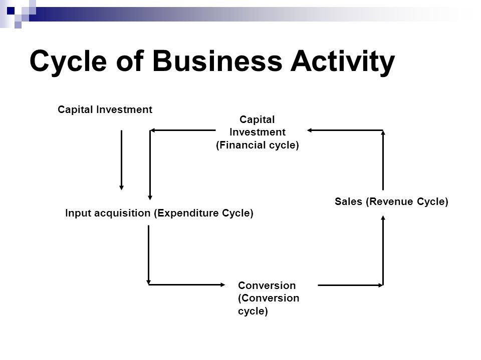 Capital investment cycle accounting principals iconic investment properties limited