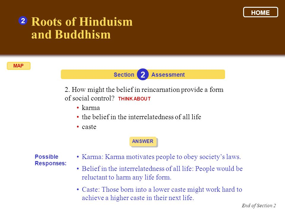 Roots of Hinduism and Buddhism 2 2