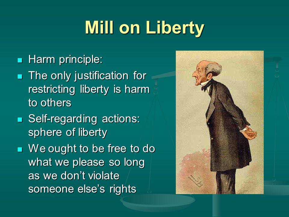mills harm principle