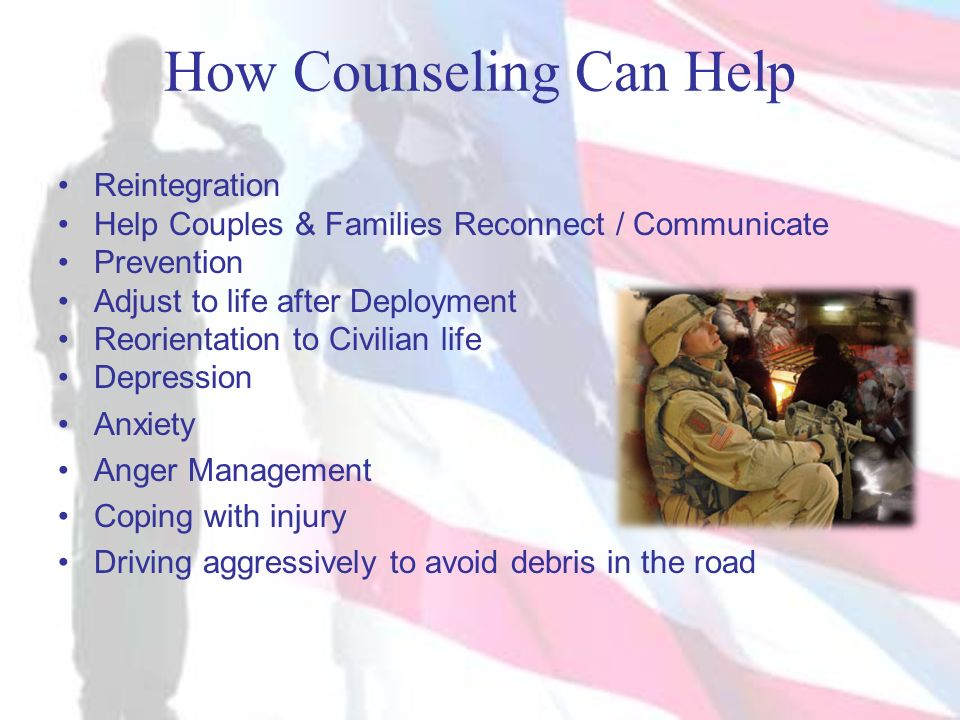 How Counseling Can Help