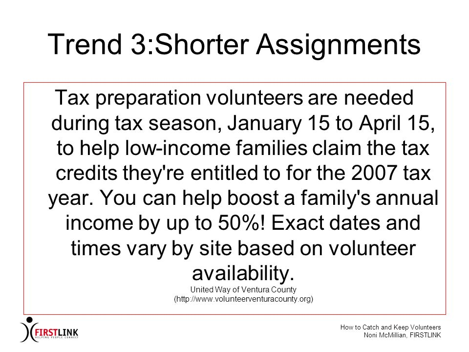 Trend 3:Shorter Assignments