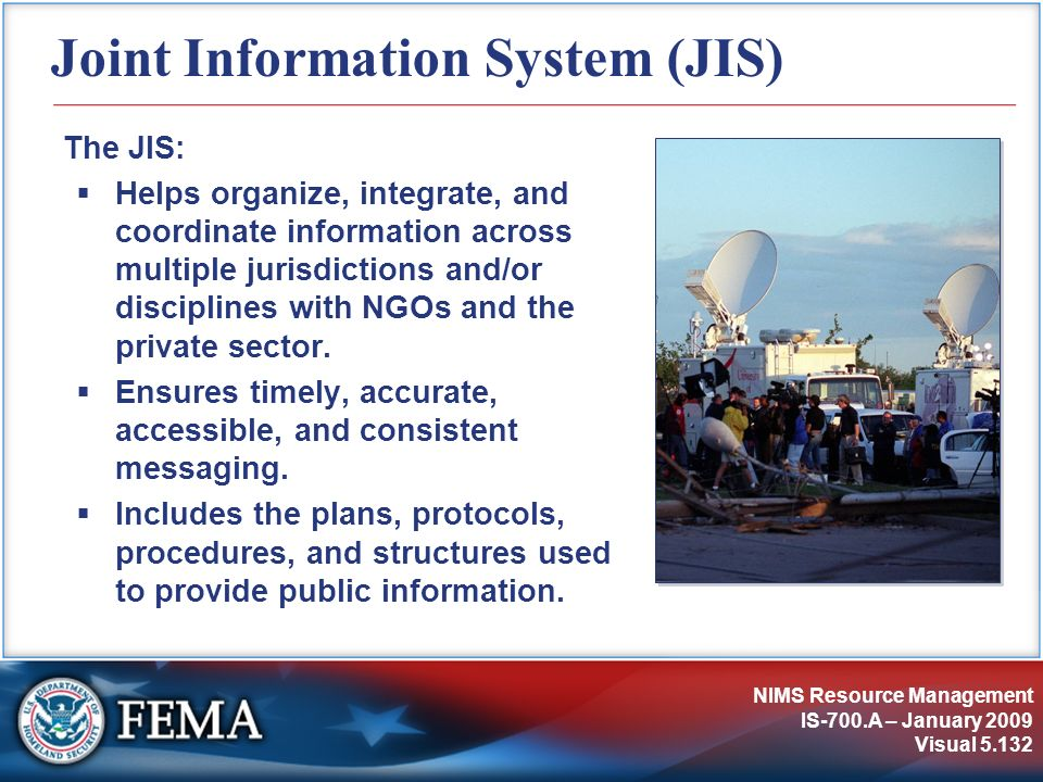 Joint Information System (JIS)