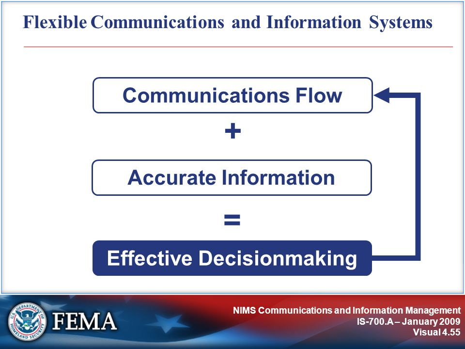 Flexible Communications and Information Systems