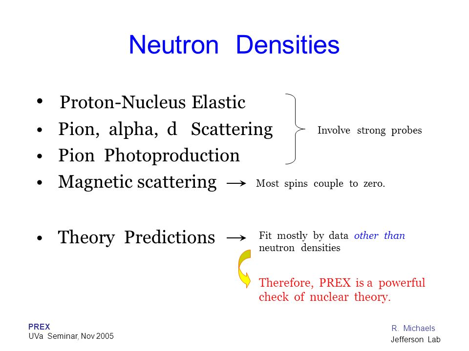 Neutron Densities Proton-Nucleus Elastic Pion, alpha, d Scattering