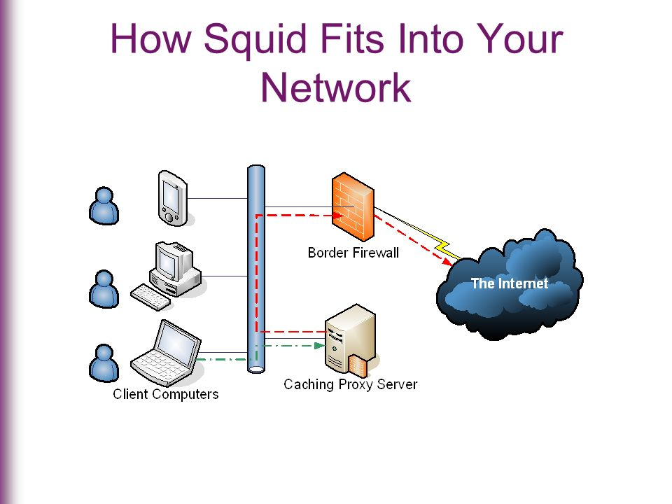 Bandwidth Management with the Squid Caching Proxy Server - ppt video