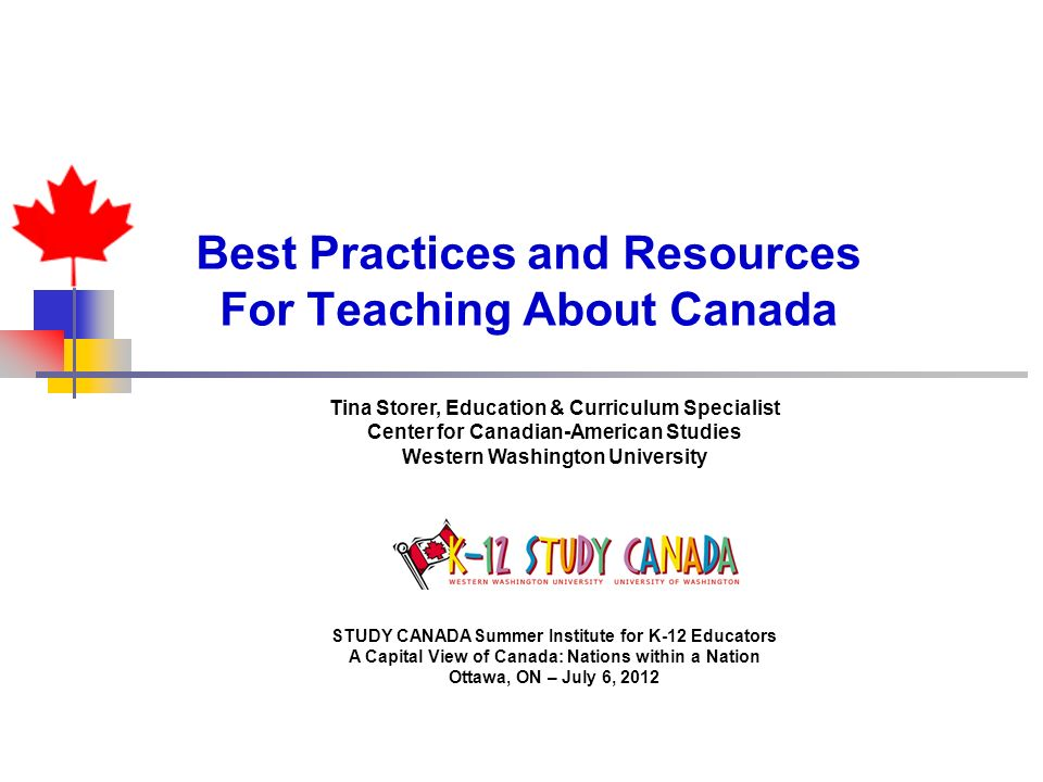 Best practices and resources for teaching about canada ppt download best practices and resources for teaching about canada fandeluxe Gallery