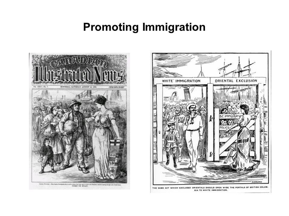 Promoting Immigration