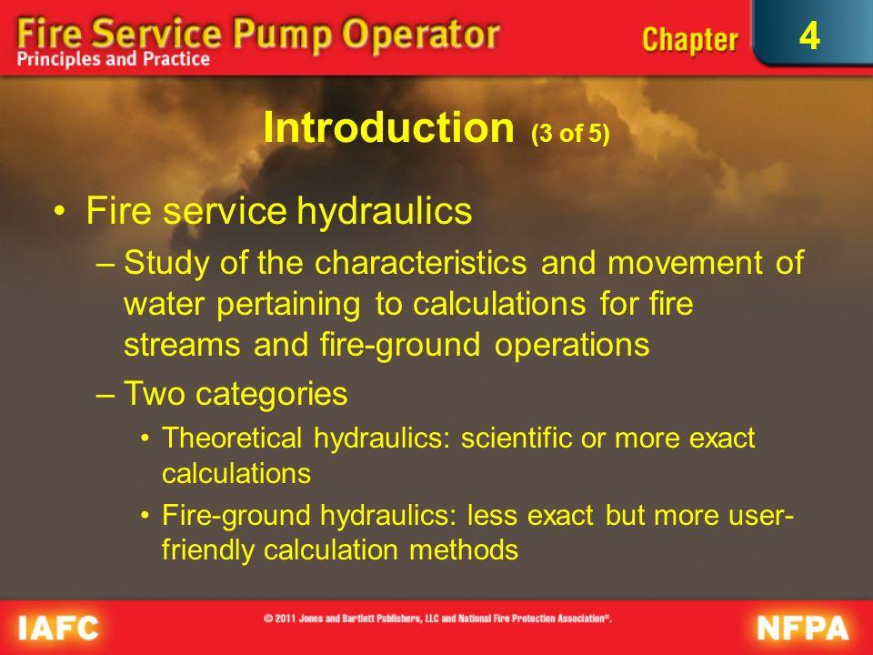 Fire Service Pump Operator 04 Mathematics For The Driver