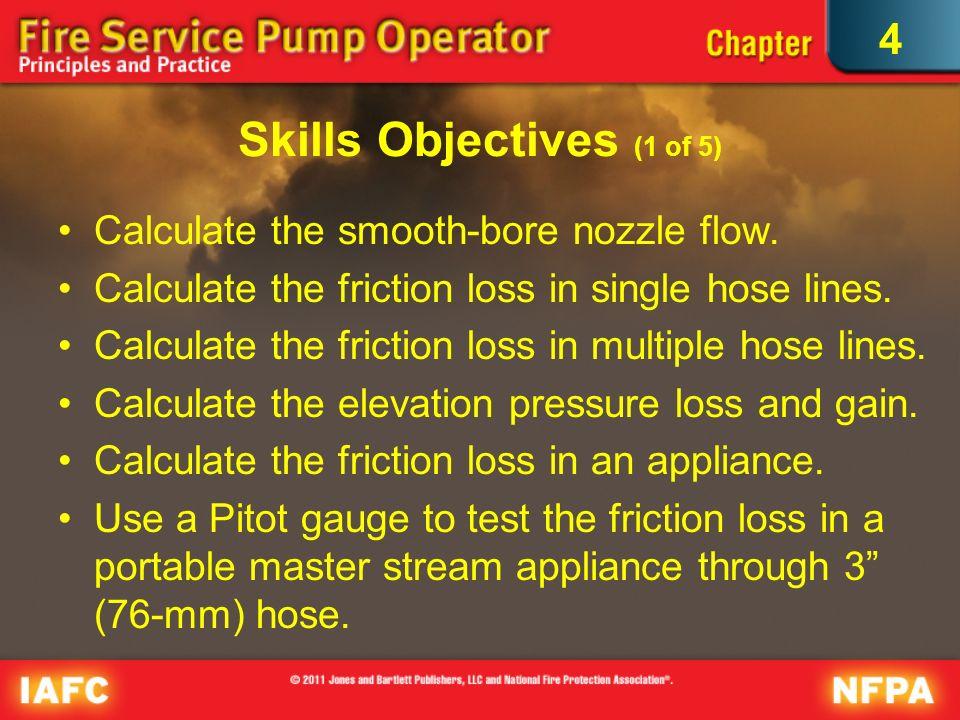 Fire Service Pump Operator - 04 Mathematics for the Driver