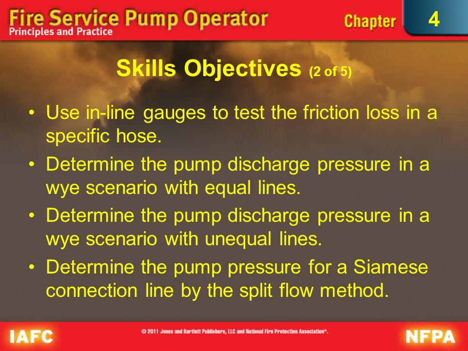 Fire Service Pump Operator 04 Mathematics For The Driver