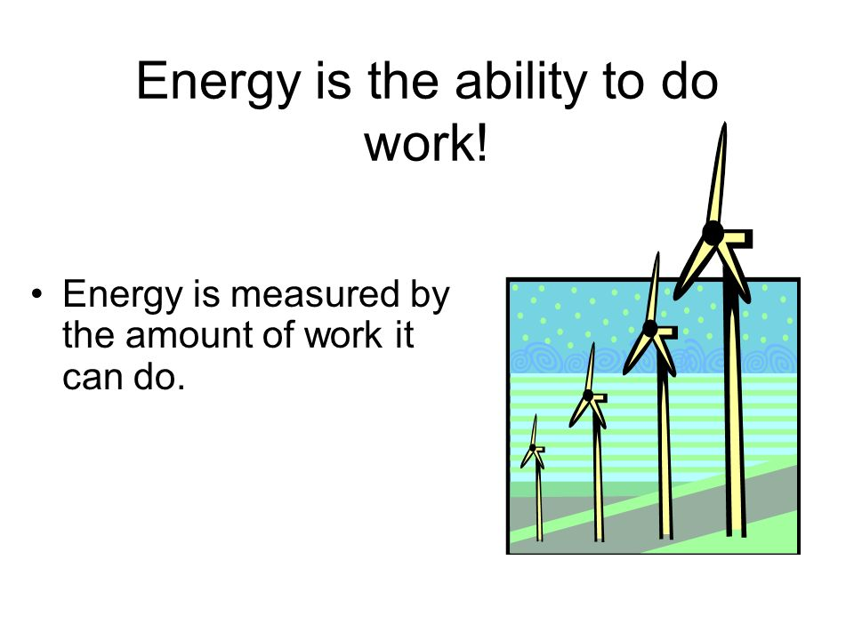 how to do energy work
