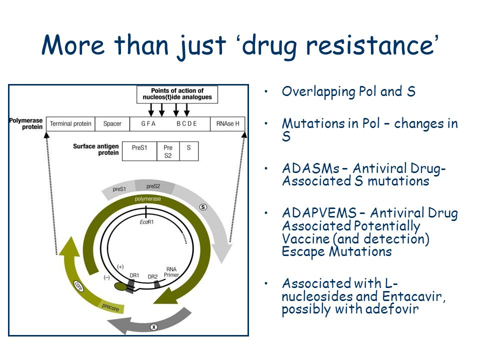More than just 'drug resistance'