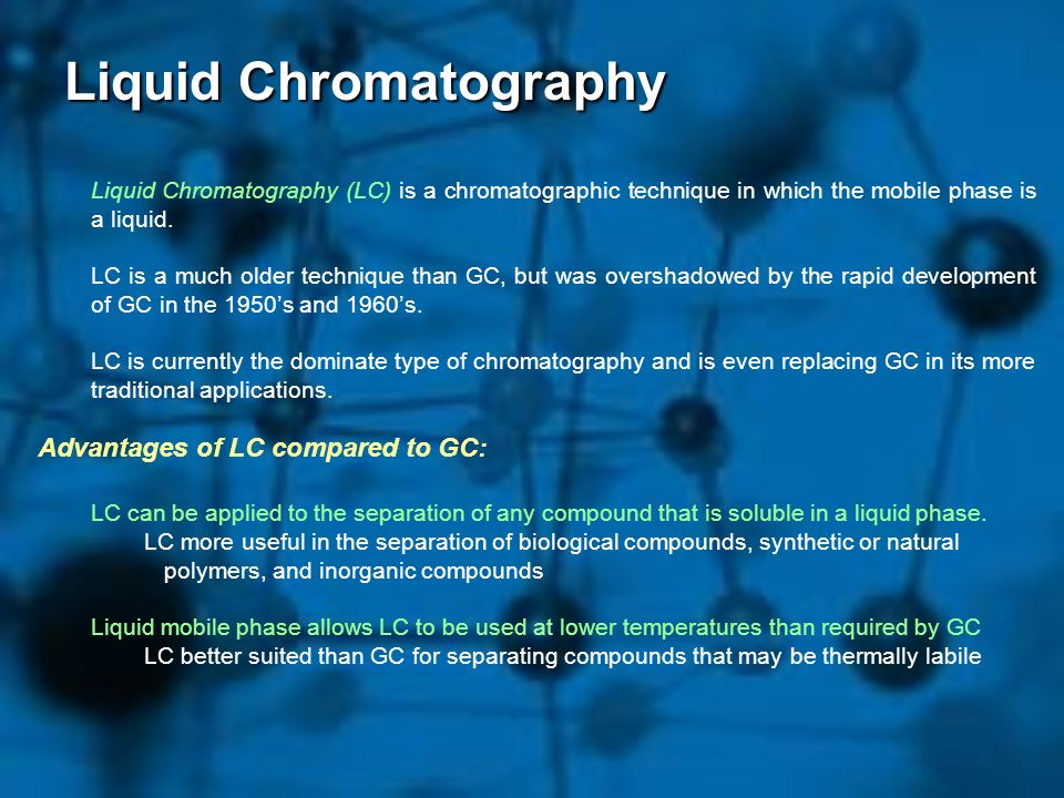 types of chromatography techniques pdf