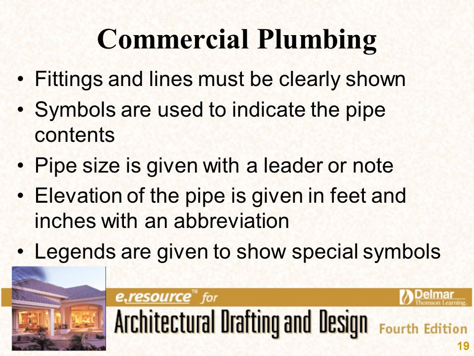 Chapter 18 Plumbing Plans Ppt Video Online Download