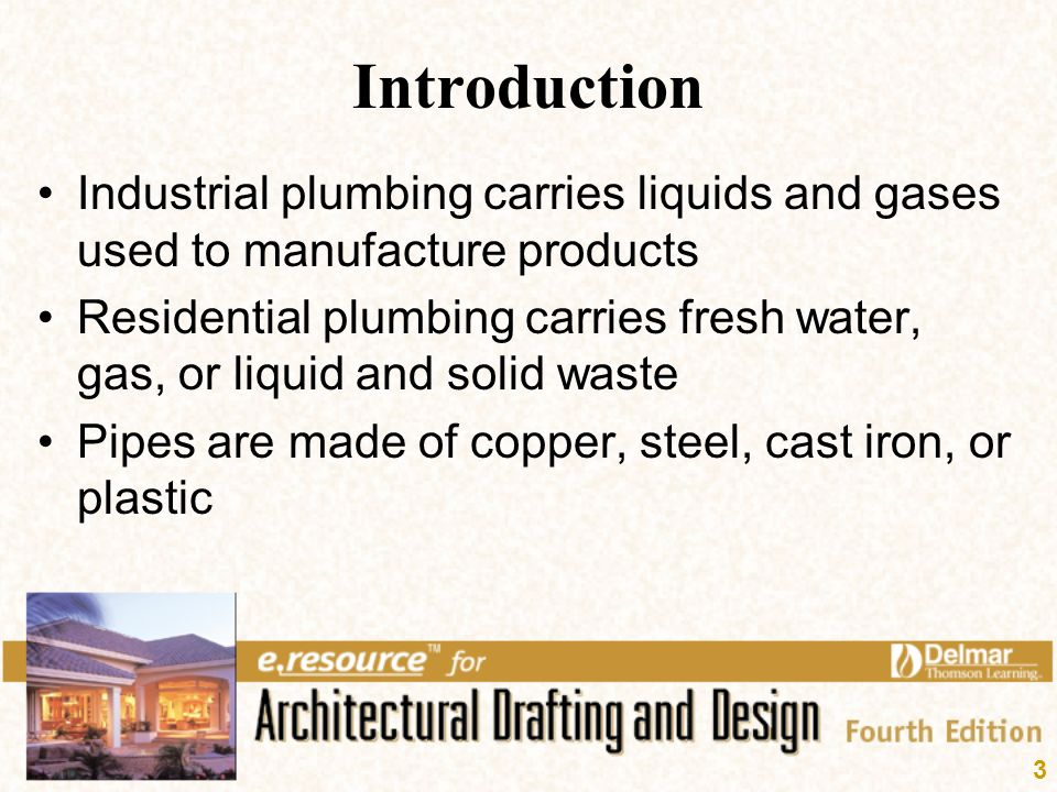 Chapter 18 Plumbing Plans  - ppt video online download