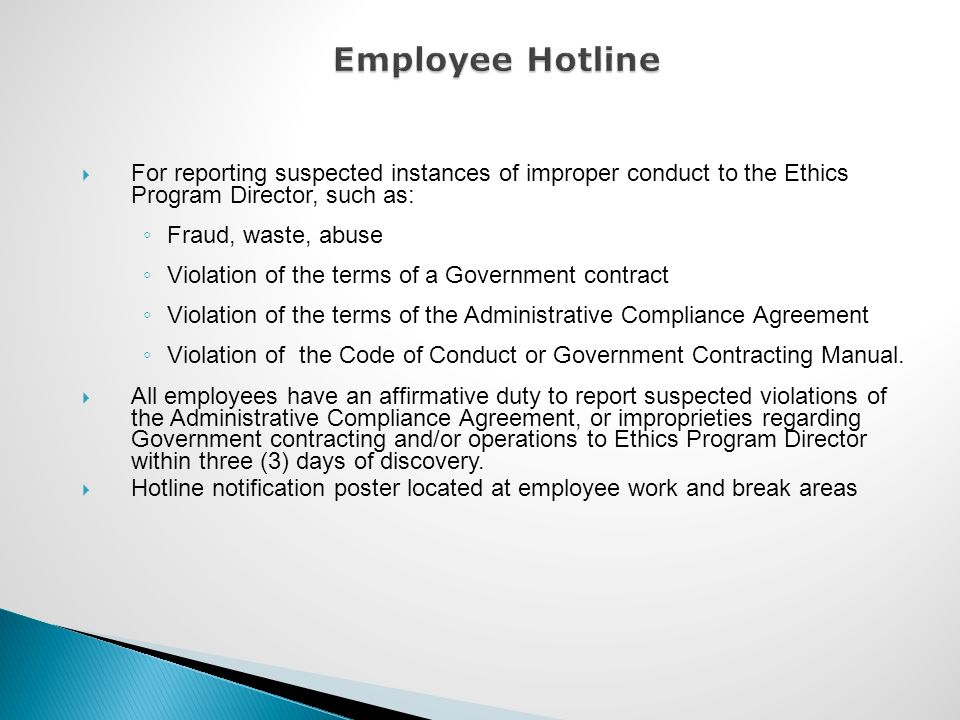 Compliance And Ethics Training Overview Ppt Video Online Download