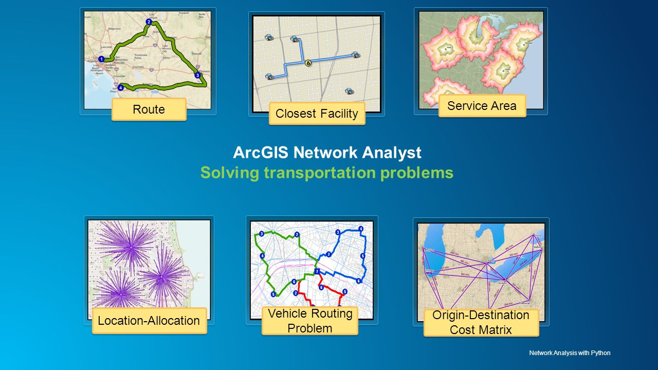 Network Analysis with Python - ppt download