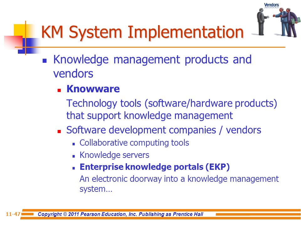 knowledge management system software