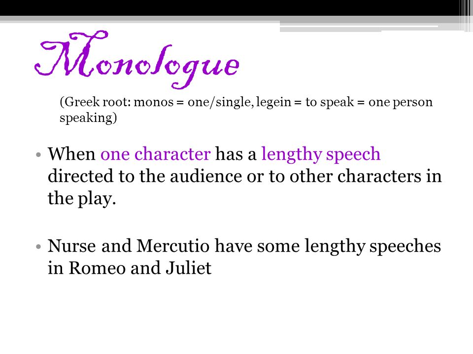 William shakespeares romeo and juliet ppt download 31 monologue ccuart Images