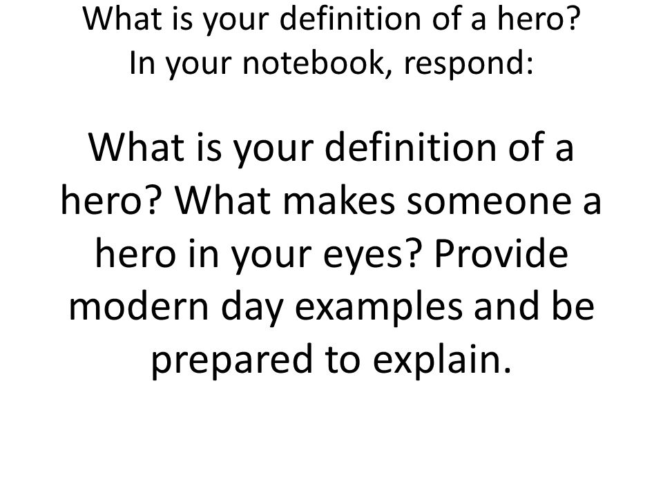 what is hero for you
