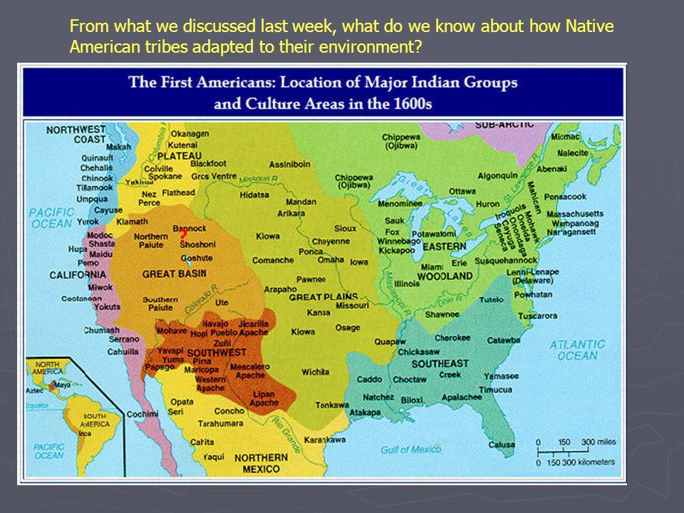 Aim #1: What were the major patterns of Native American life ...