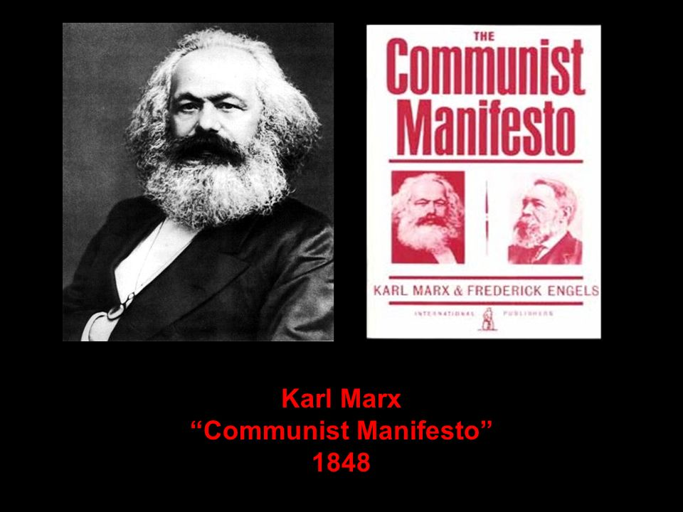 the effects of karl marxs communist manifesto Communist manifesto marx and engels pdf influence in the late 19th century, when marx and engels have cemented their intellectualmanifesto of the communist party karl marx, friedrich engels on amazoncom free shipping on qualifying offers.
