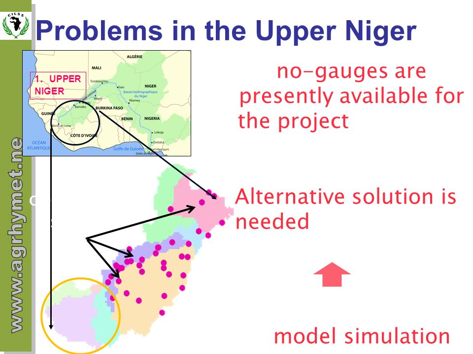Problems in the Upper Niger