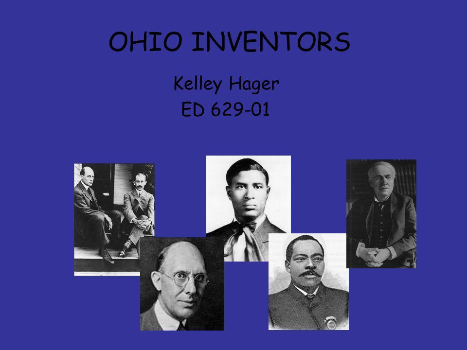 OHIO INVENTORS Kelley Hager ED 629-01
