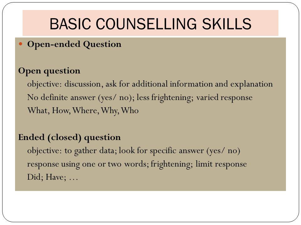 basics of guidance  u0026 counseling