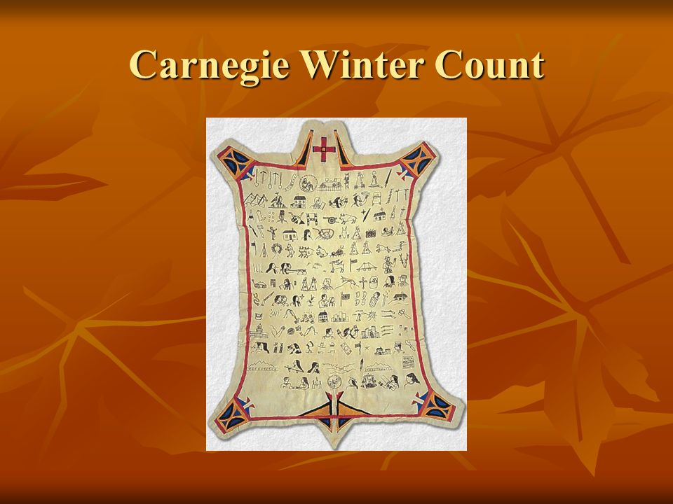 Carnegie Winter Count