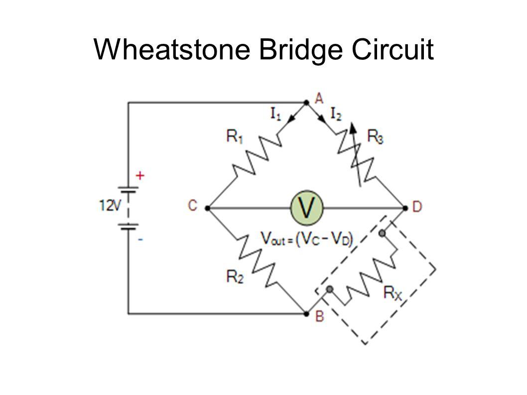 Analog And Digital Instruments Ppt Download Wheatstone Bridge Wiring Diagram 28 Circuit
