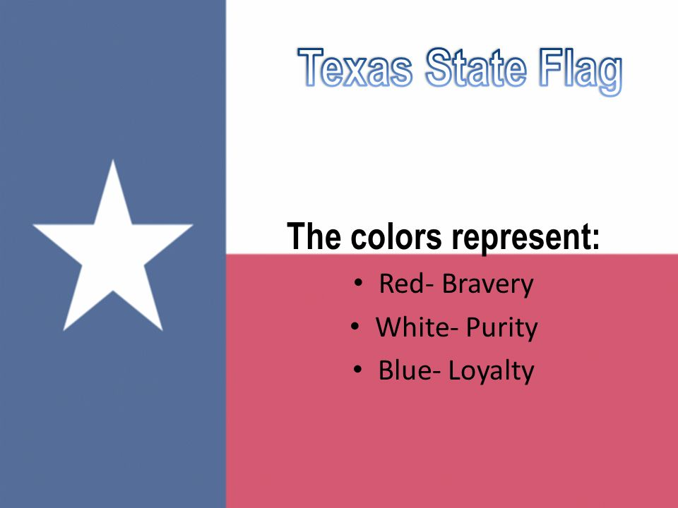 The Lone Star State Ppt Download