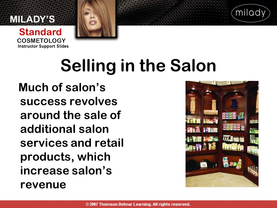 Milady S Standard Cosmetology Ppt Video Online Download