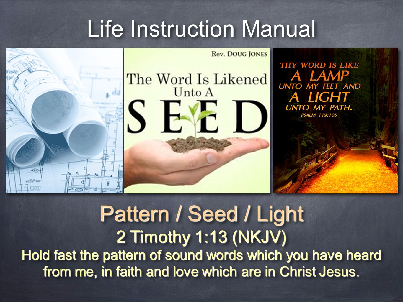 Life Instruction Manual - ppt download