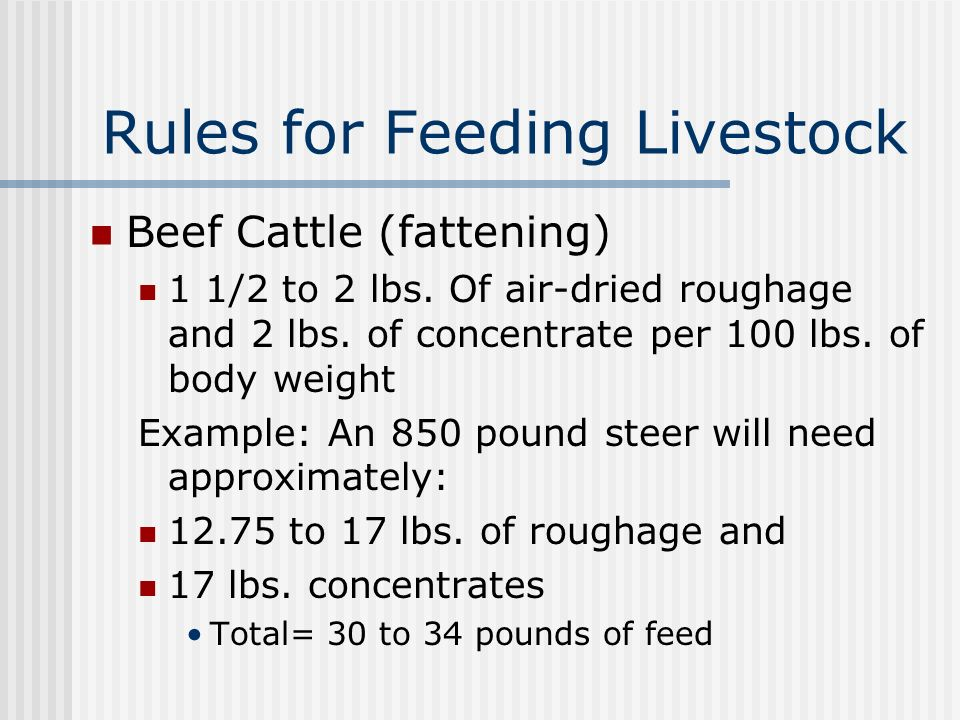 Principles of Animal Nutrition - ppt download