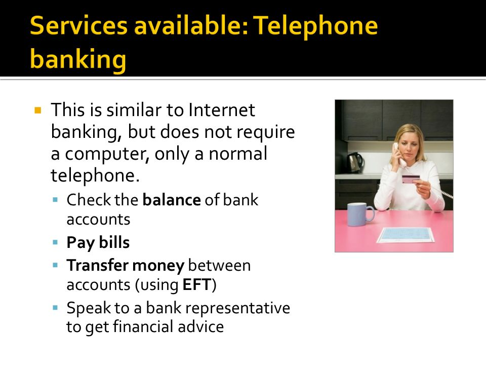 ICT in Banking  - ppt video online download