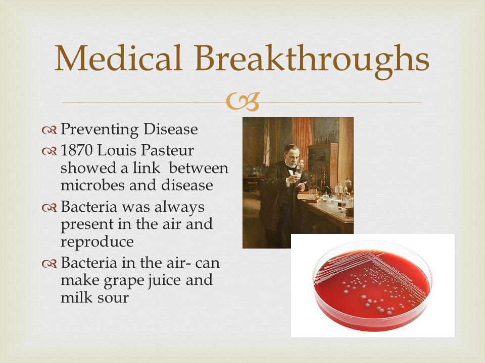 Scientific and Medical Achievements - ppt video online download