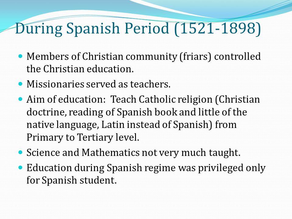 philippines during spanish period