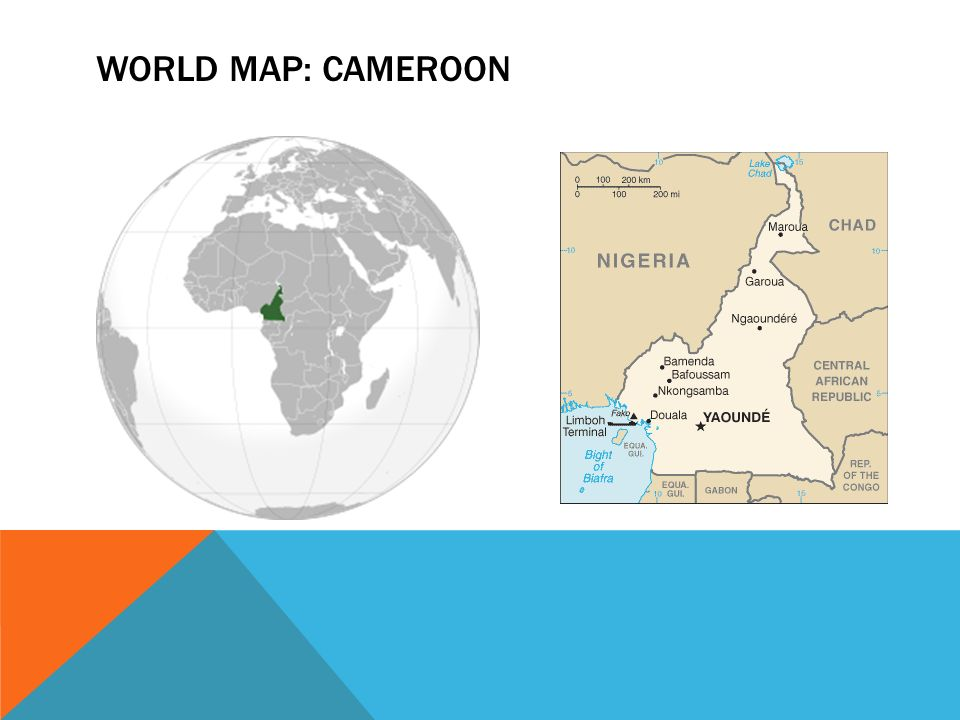 Cameroon, africa – Sebastian drostby - ppt video online download