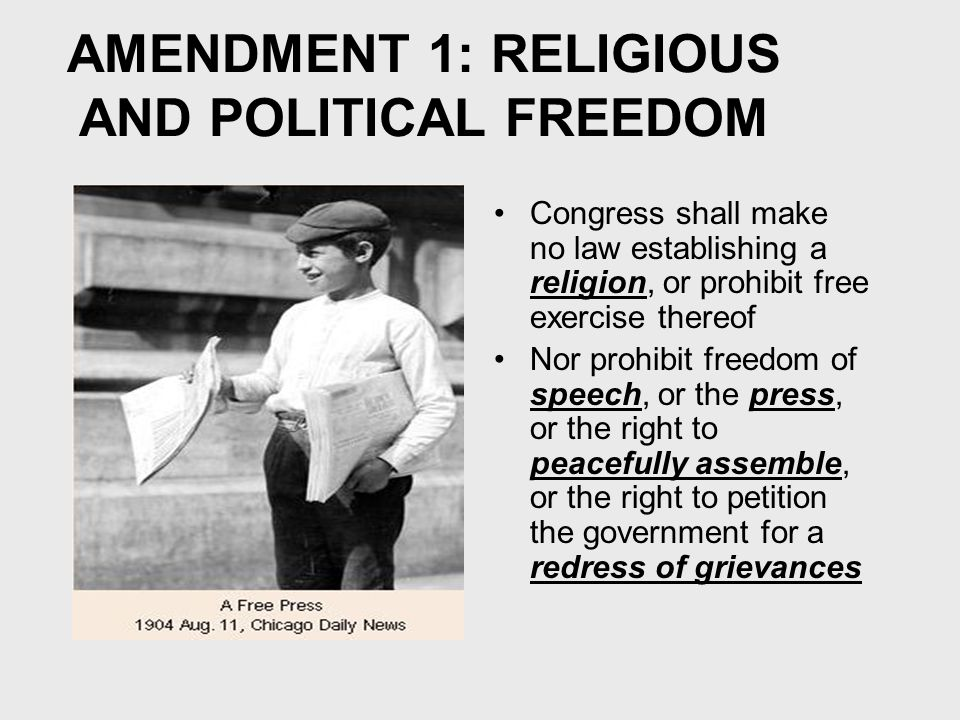 right to petition amendment the bill of rights ppt 9016