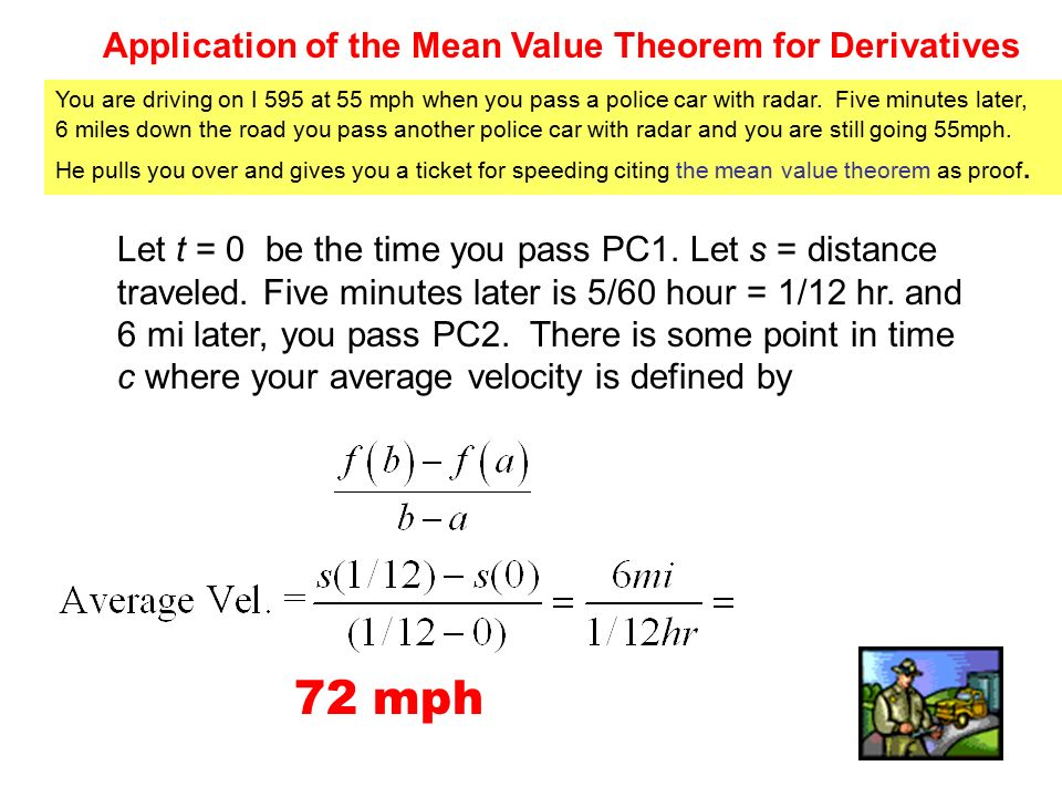 Chapter 3 Section 32 Rolle's Theorem And The Mean Value. Application Of The Mean Value Theorem For Derivatives. Worksheet. Worksheet On Mean Value Theorem At Clickcart.co