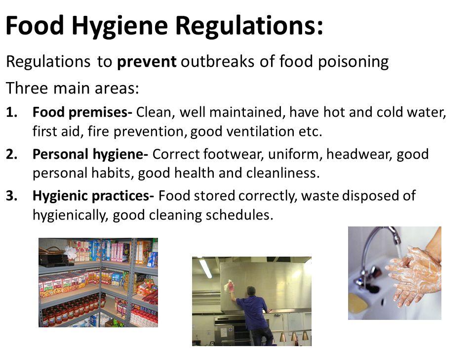 Food Hygiene Reheating Food